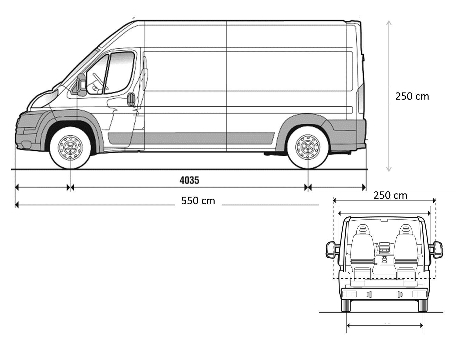 iveco daily 12 m3 littoral location. Black Bedroom Furniture Sets. Home Design Ideas